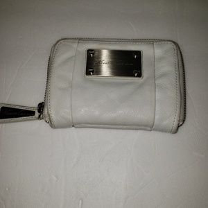 White Womens Wallet